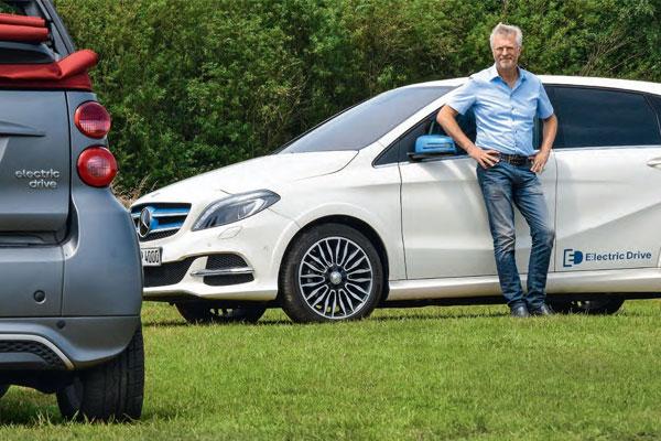 Nachhaltig mobilisiert – Ein Interview mit dem Mercedes-Benz Magazin