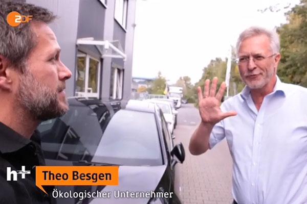 TV-Bericht ZDF Heute+ vom 06.10.2015