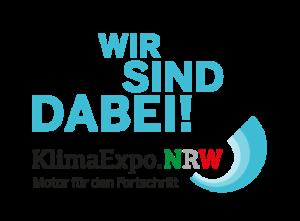 """Beoplast erhält die Urkunde """"Wir sind dabei! Motor des Fortschritts"""" bei KlimaExpo.NRW"""