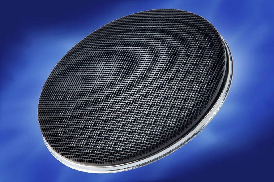 Loudspeaker grilles