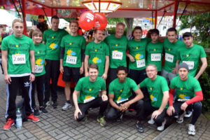BeoPlast participates in the Lions Clubs' charity run for the second time