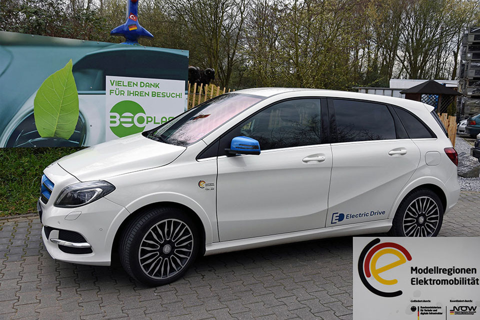 Electric Mobility Project eMERGE