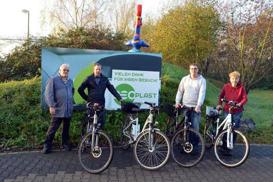 Wir fördern die Anschaffung von E-Bikes!