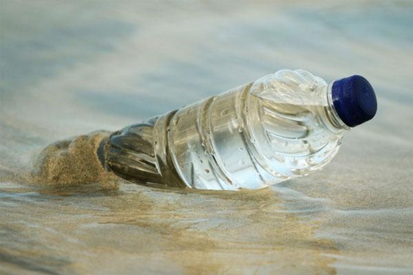 Vom Plastik ins Meer