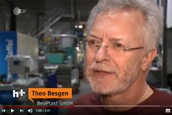 BeoPlast kennt Lösungen für das Recycling-Problem der Kunststoffwelt